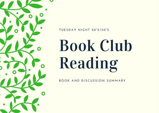 Book Club Reading